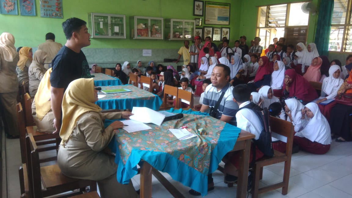 PPDB 2019 SMP Negeri 1 Beji