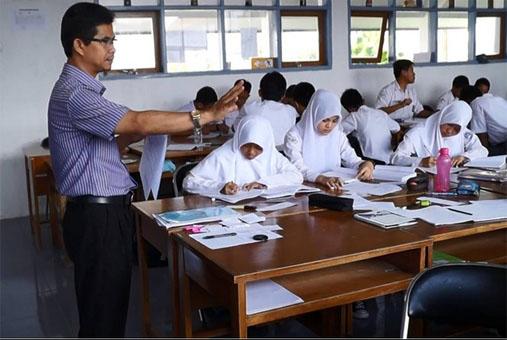 Peran Guru Dalam Pendidikan