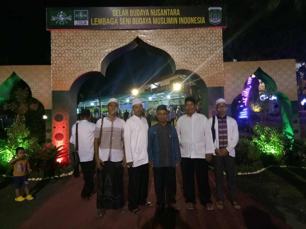 LESBUMI (Lembaga Seni Budaya Muslimin Indonesia)