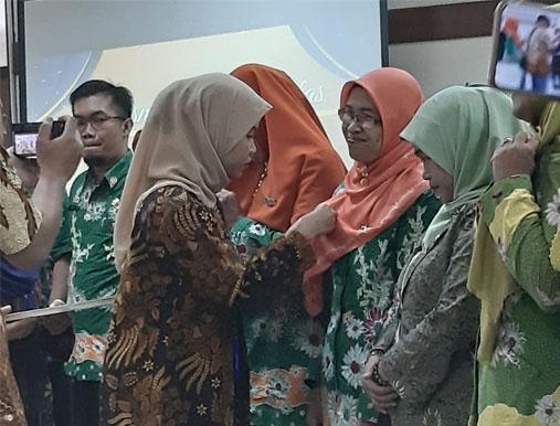 Zunnurin Isnaini, S.Pd terpilih sebagai Guru Spektakuler