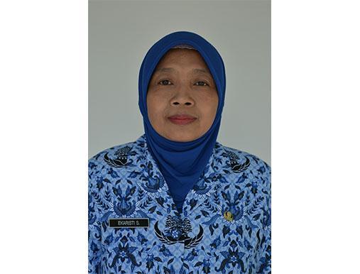 Hj. Ekaristi Sungkawaningtyas Tuti, S.Pd