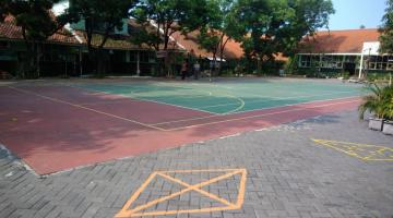 Lapangan Basket/Tennis